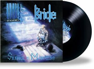 BRIDE – Silence is Madness (NEW*LIM.200 BLACK*US WHITE METAL*STRYPER*WHITECROSS)