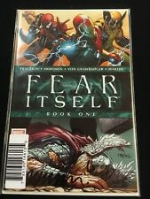 Fear Itself Vol.1 # 1 -Dynamic Forces Signed by Matt Fraction