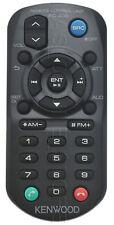 KENWOOD KMM-100 KMM100 KMM-100U KMM100U GENUINE RC-406 REMOTE CONTROL