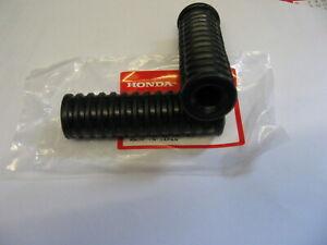 Honda C50 C70 C90 C100 CM91 CT90 CT200 CD50 CD65 CL50 Footrest Foot Pegs Rubber