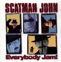Scatman John Everybody jam! (1996) [CD]