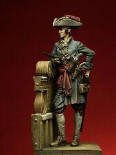 """Romeo Models 75mm Jack Rackham """"Calico Jack"""" 1720 RM75005*"""