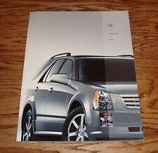 Original 2005 Cadillac SRX Deluxe Sales Brochure 05