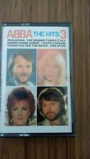 Abba The Hits 3 Cassette