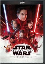Star Wars: The Last Jedi (DVD,2017)