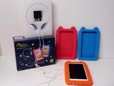KidzStar E Reader Complete Set  3 protective bumpers charger stereo headphone