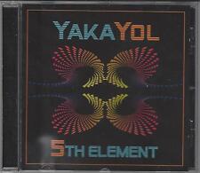 Yakayol - 5th Element/ottima pressione privato, didgeridoo POP-CD/VINO CASA