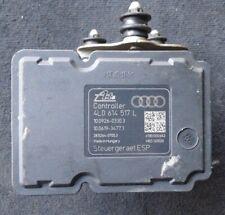Audi Q7 4L ABS Steuergerät Hydraulikblock Pumpe 4L0614517L