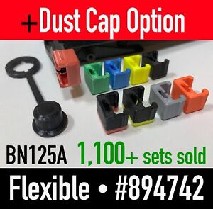 4, 8 or 12 Pack-Porter Cable BRAD NAILER Nose Cushion / Bumper 894742 BN125A