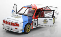 BMW M3 E30 DTM CHAMPION FANTASTIC EXAMPLE DIECAST MODEL SUPERB DETAIL 1:18 SCALE