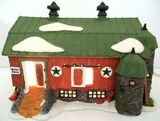 "Dept 56 ""Pennsylvania Dutch Barn"" ~ (1993) ~ * New England Village *"