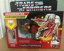 New listing Hasbro Transformers G1 Retro Headmaster Chromedome Walmart Exclusive In Hand!