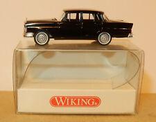 Micro Wiking HO 1/87 Mercedes Benz 220 S noire #8240124