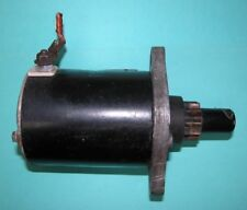 TECUMSEH 12V ELECTRIC STARTER PART # 36795 USED