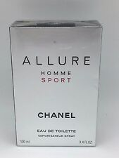 CHANEL Allure Homme Sport Eau De Toilette Spray 3.4 Oz 100ml