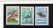 Finlandia Cruz Roja Serie del año 1966 (DR-51)