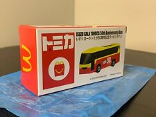 RARE TOMICA 50th Anniversary ISUZU GALA TOMICA 50th ANNIBUS SEALED WITH STICKERS