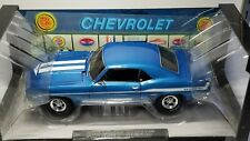 1/18 HIGHWAY 61 1969 CHEVROLET YENKO CAMARO BLUE