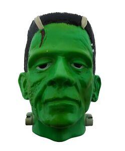 Univeral Studios Monsters Frankenstein Painted 3-D Belt Buckle Tattoo Gothic Men