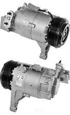A/C Compressor Omega Environmental 20-20757-AM