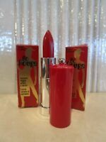 BOURJOIS READY-TO-WEAR RED COLOURS LIPSTICK # 32 FASHION ROUGE 0.1 OZ(LOT OF 2 )