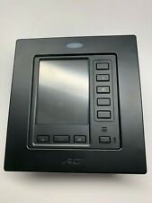 RTI RK3 (Black Face) Touch Screen In-Wall Universal Controller SURFIR