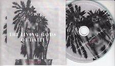 LIVING GODS OF HAITI Killing Lotus EP 2016 UK 5-trk promo test CD Marc Collin