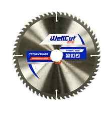 Wellcut Wood Circular Saw Blades 216mm Suitable For Bosch, Makita & Dewalt etc.