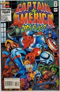 Captain America #434 (Dec 1994, Marvel) VF