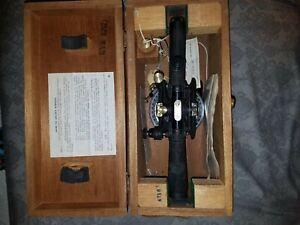 Vintage Berger Engineering Instruments Surveying Transit-Level , Boston Mass