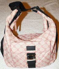 Ralph Lauren 1990s Hobo Red Women's Classic Handbag Shoulder Bag Vintage