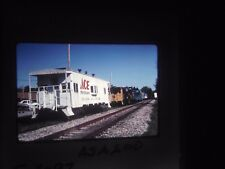 Original Slide RR station Depot Yard pocopson PA Ace Hardware Caboose car advert