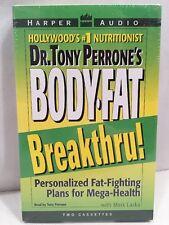 Dr. Tony Perrone's Body Fat Breakthru! Cassette Plans for Fighting Fat