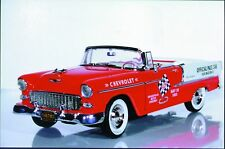 1:18 Ertl Chevy Bel Air '55 Convertible Indy Pace Car