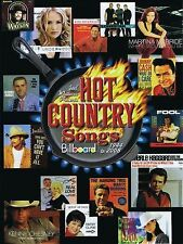 Joel Whitburn Presents Hot Country Songs 1944-2008 (2009) Billboard charts book