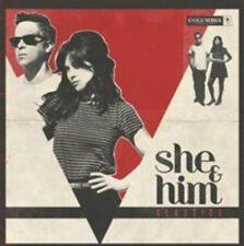 She & Him Classics LP Vinyl 180gm 33rpm 2015