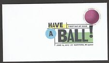 US 5210 Have a Ball Kickball DCP FDC 2017
