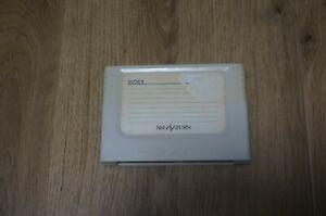 Sega Saturn Original POWER MEMORY Cartridge Grey HSS-0111 Official Japan ss 2