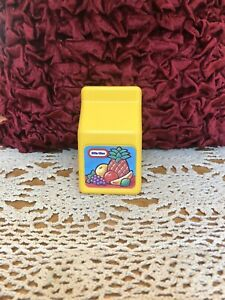 Vintage? Little Tikes Country Kitchen Fruit Juice (1) GUC *Free Gift
