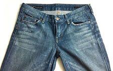 CITIZENS OF HUMANITY Faye Stretch #003 Wide Leg Denim Jeans Size 29x33