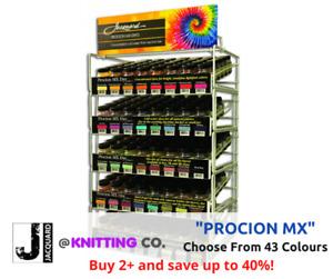 Jacquard Procion MX 18.7g Cold Water Natural Fibre Dye - Choose From 43 Colour