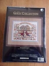 Dimensions Promises Kept The Gold Collection Cross Stitch Kit Noah's Ark