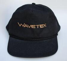 WAVETEK One Size Fits All Snapback Curved Brim Baseball Cap Hat