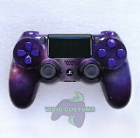 Custom PlayStation 4 Version 2 Dualshock Controller - PS4 Nebula Space Galaxy V2