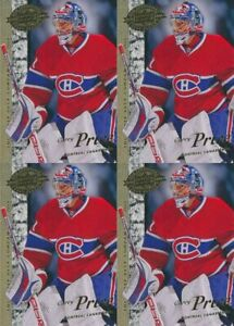 (4) 2008 Upper Deck 20th Anniversary #UD-73 Carey Price Montreal Canadiens Lot