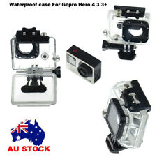 Waterproof Housing Protective Camera Case Cover For GoPro Go Pro Hero 4 3 3+