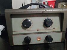 Stromberg Carlson Vacuum Tube Amplifier tested