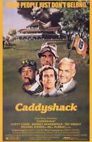 Caddyshack Movie POSTER 11 x 17 Chevy Chase, Rodney Dangerfield, A
