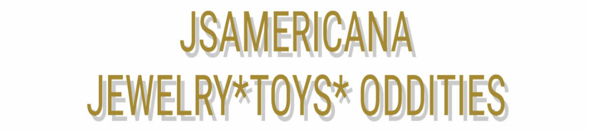 jsamericana jewelry toys oddities