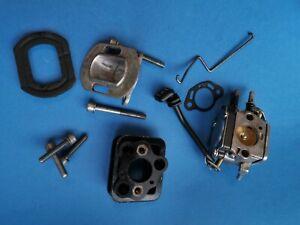 Sachs Dolmar 117 119 120 Vergaser Tillotson HK 37 A inkl. Flansch + Zubehör